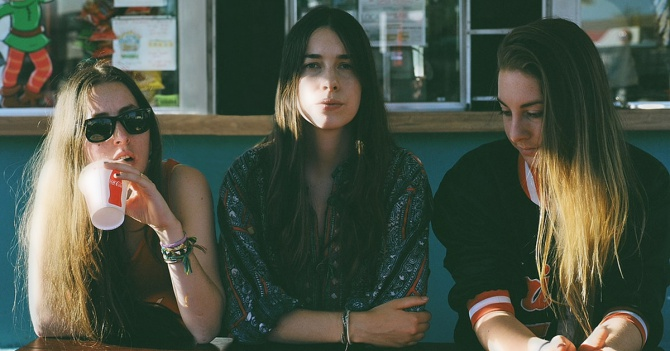 Watch Haim Tease New Music in Mysterious Trailer