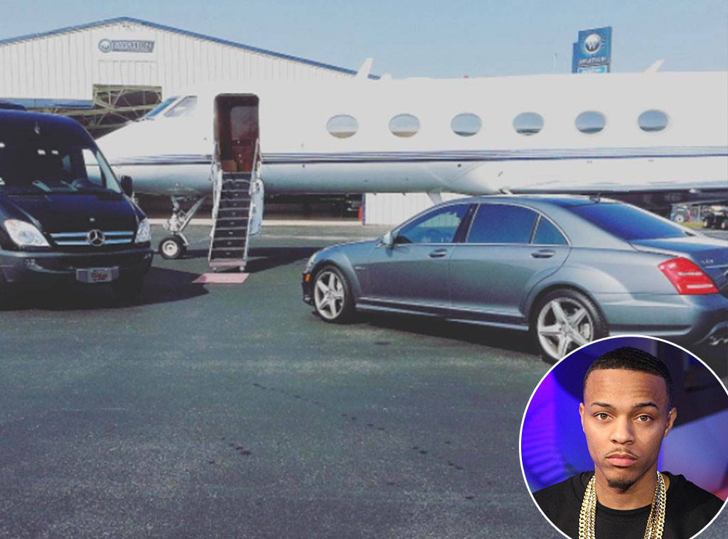 "Bow Wow Says There's a ""Scientific Method to My Madness"" After Twitter Exposes His Private Jet Lie"