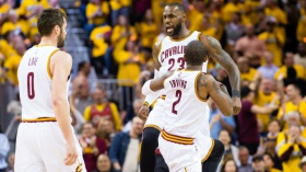 Cavaliers on the road looking to take 3-0 lead vs. Raptors