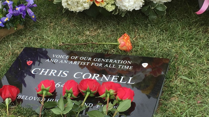Chris Cornell Laid to Rest at Private Los Angeles Funeral
