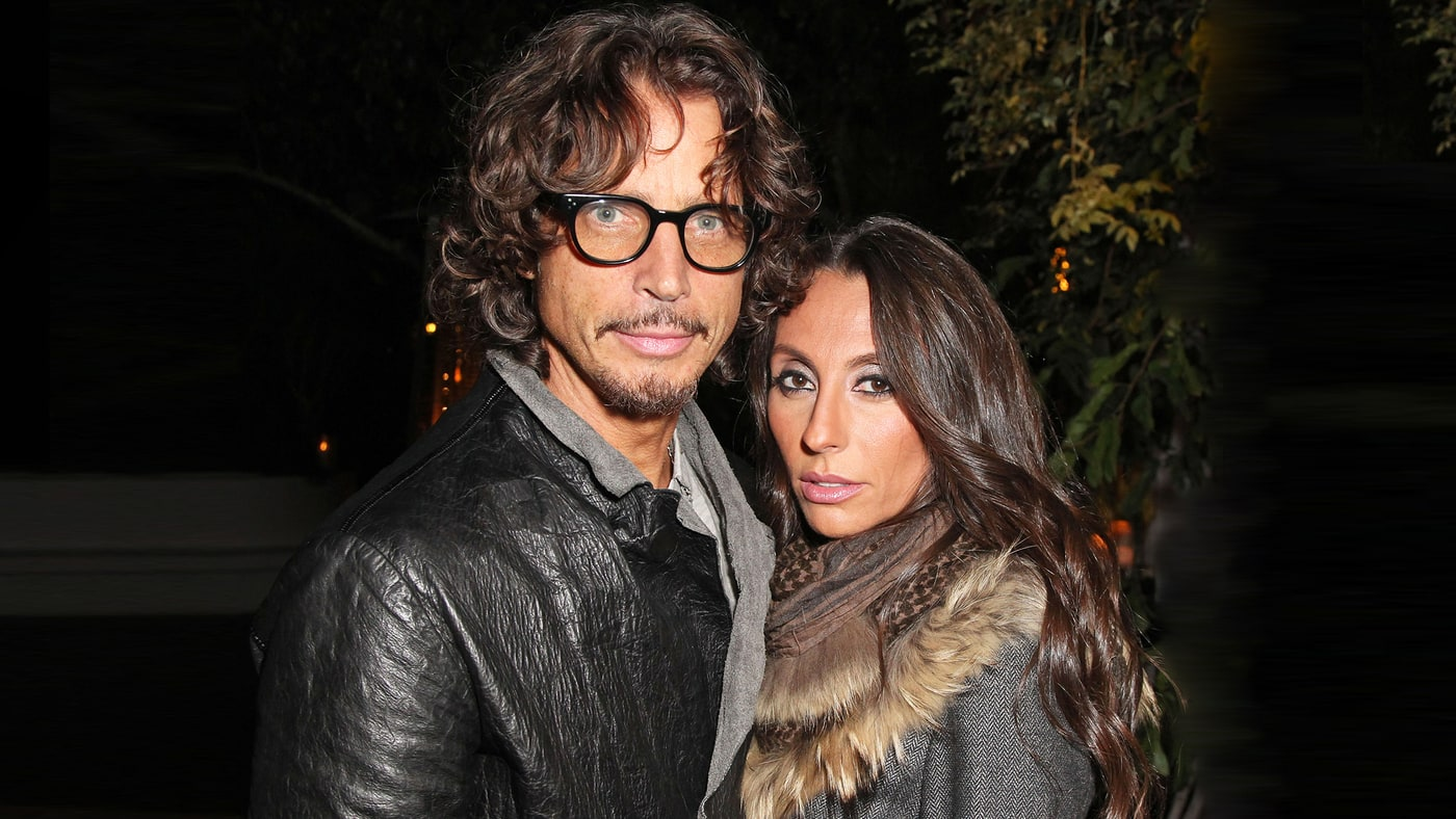 Chris Cornell's Wife Issues Statement, Blames Anxiety Medicine for Suicide
