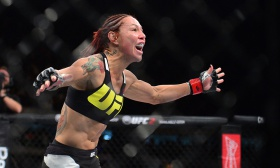 Cristiane 'Cyborg' Justino cited for misdemeanor battery