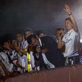 Cristiano Ronaldo Says Critics 'Don't Know S–t' After Real Madrid Win La Liga