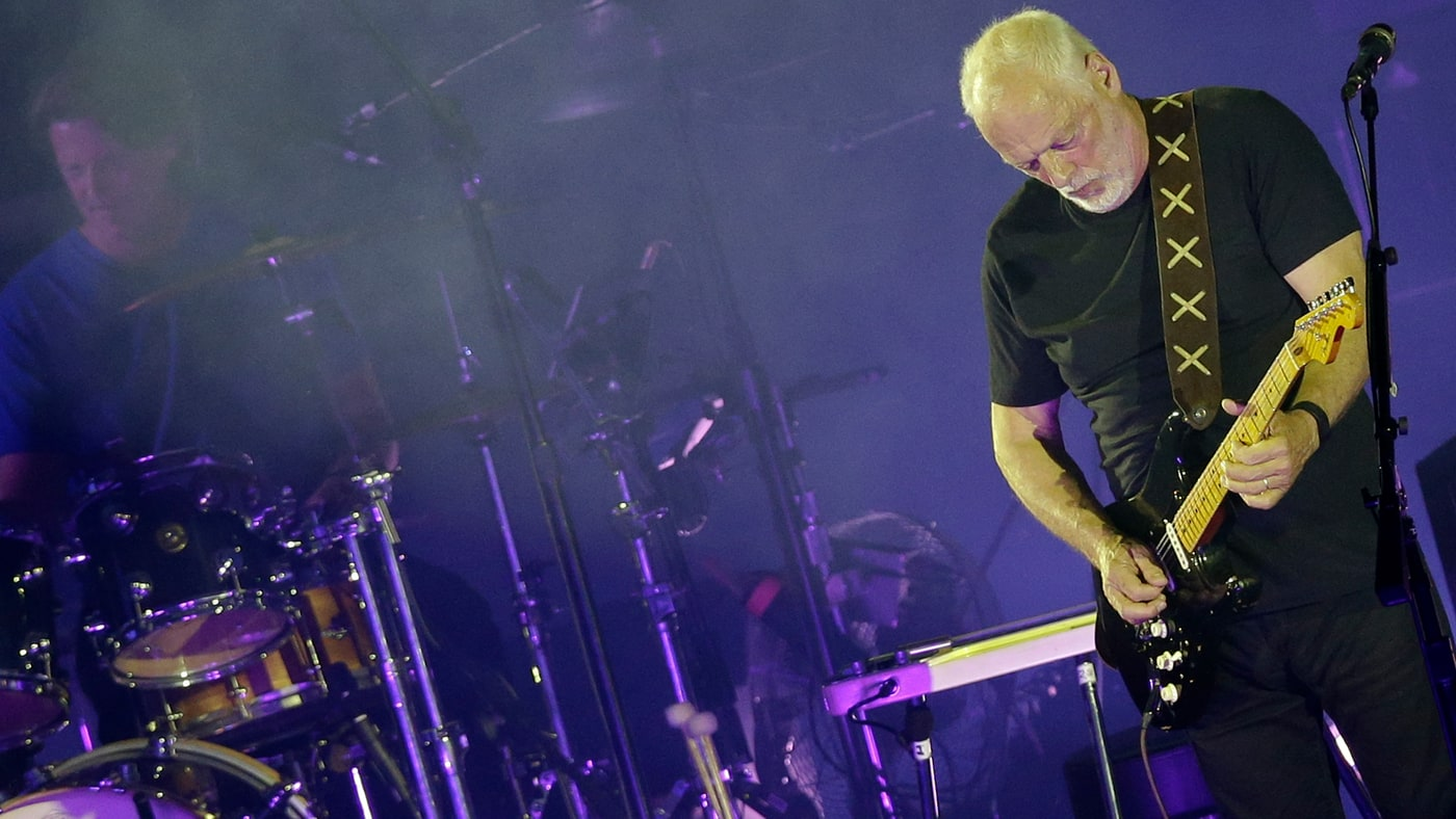 David Gilmour Plots Rare 'Live at Pompeii' Film Screening