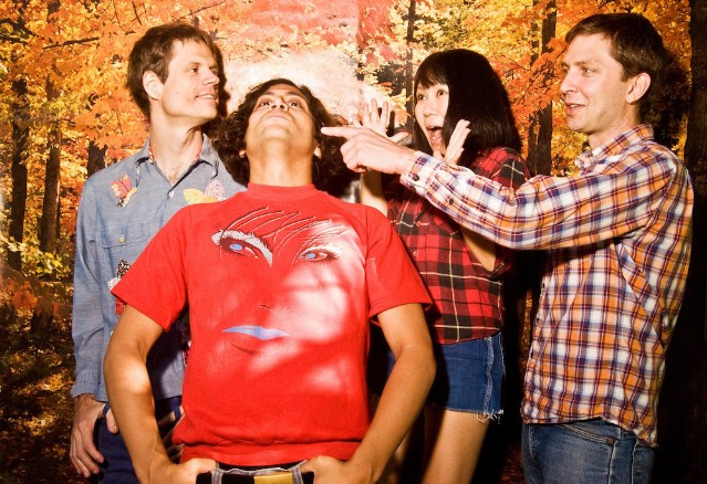 Deerhoof Release New Music From Four Different Side Projects, Announce Upcoming LP