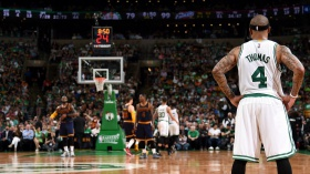 Despite bright future, Boston Celtics remain focused on the present … the Cleveland Cavaliers