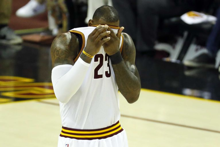 Don't be fooled: The Cavs' defense hasn't improved, and that spells doom against Golden State