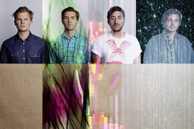 "Grizzly Bear Strike Gold With the Straightforward ""Mourning Sound"""