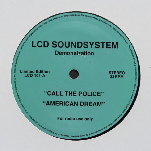 "James Murphy Gets Political on LCD Soundsystem's ""Call the Police"""