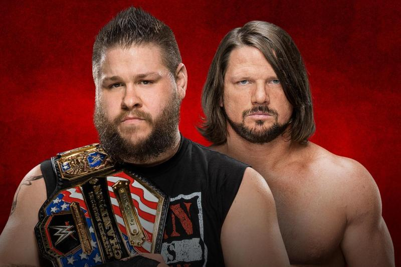 Kevin Owens vs. AJ Styles and Most Anticipated WWE Backlash 2017 Matches