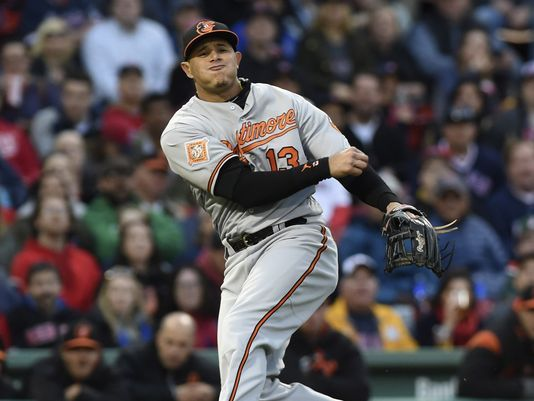Manny Machado homers, Orioles end strained series vs Red Sox with win