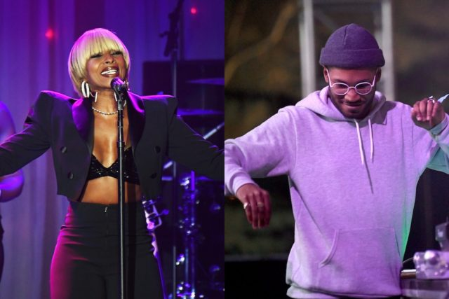 "Mary J. Blige Thrives With Kaytranada and BADBADNOTGOOD on ""Telling the Truth"""