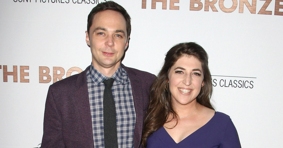 Mayim Bialik on Costar Jim Parsons' Wedding to Todd Spiewak: 'Everyone Was So Present'