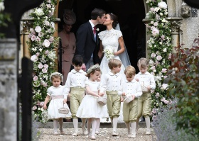 Meet All the People in Pippa Middleton's Wedding Party