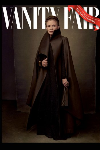 'Star Wars: The Last Jedi' Cast Reports for Duty on Vanity Fair Covers