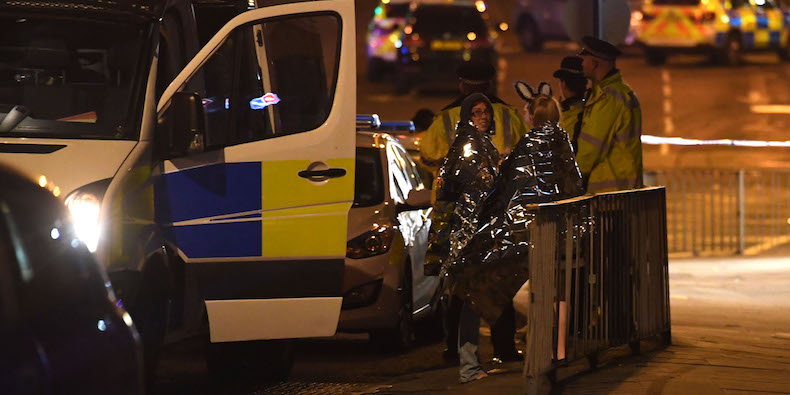 Suicide Bomber Responsible For Explosion at Ariana Grande Concert