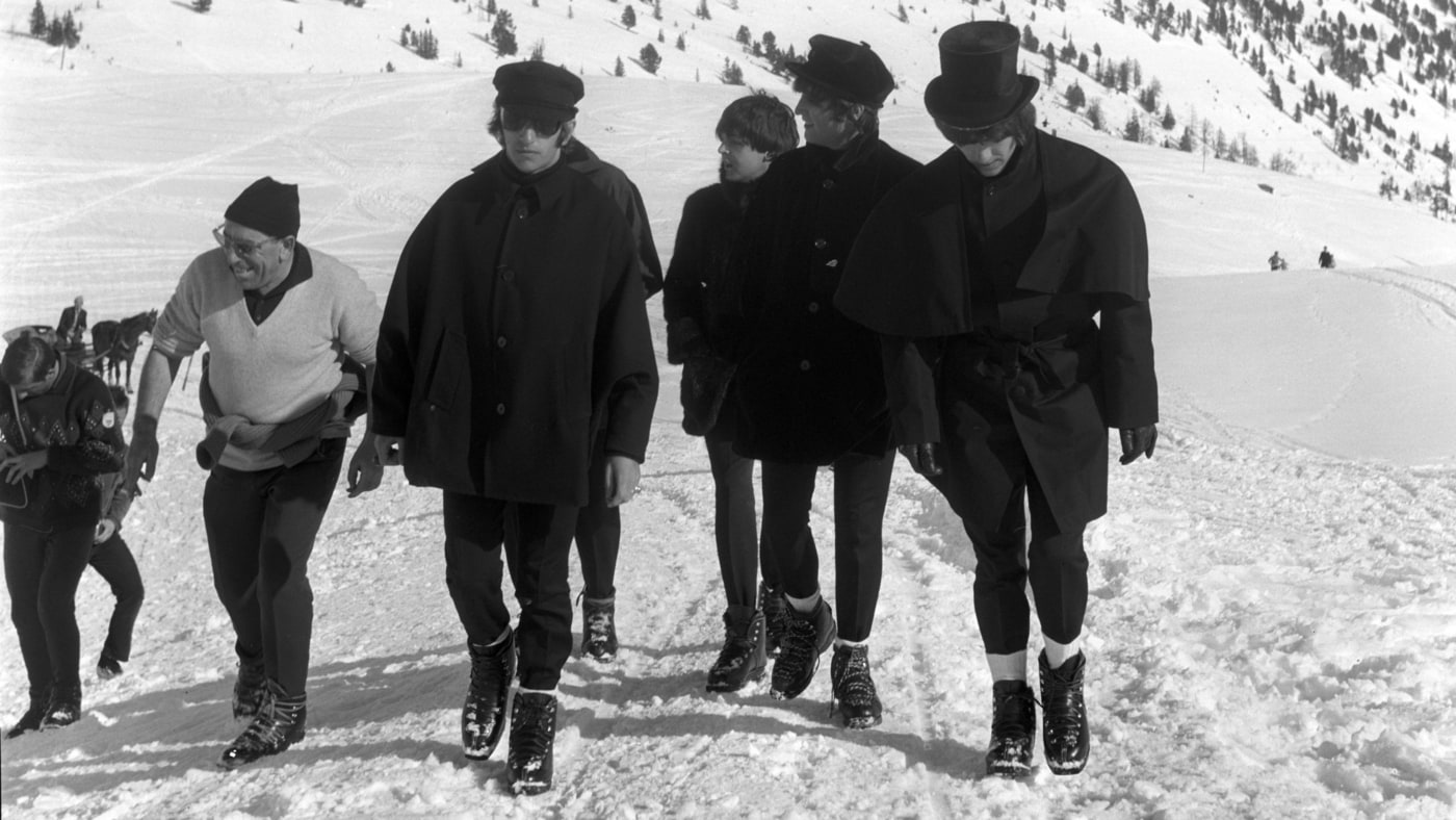 Unseen Footage of the Beatles on 'Help!' Set Unearthed