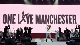 Ariana Grande's Manchester Benefit Concert Draws Biggest U.K. TV Audience of 2017