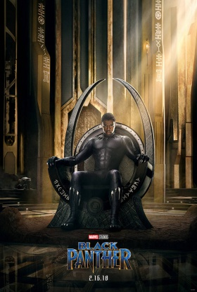 Black Panther's First Trailer Is Here: 5 Fast Facts About the Marvel Movie