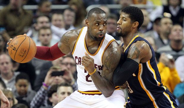 Cleveland Cavaliers Scribbles on Paul George, Jimmy Butler, Chauncey Billups — Terry Pluto