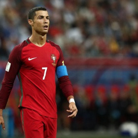 Cristiano Ronaldo Announces Birth of Twin Boys After Confederations Cup Loss