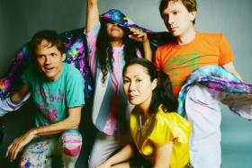 "Deerhoof Announce New Album Mountain Moves, Release ""I Will Spite Survive"" ft. Wye Oak's Jenn Wasner"