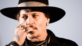 Johnny Depp's Trump Remarks Dominate Talk Radio