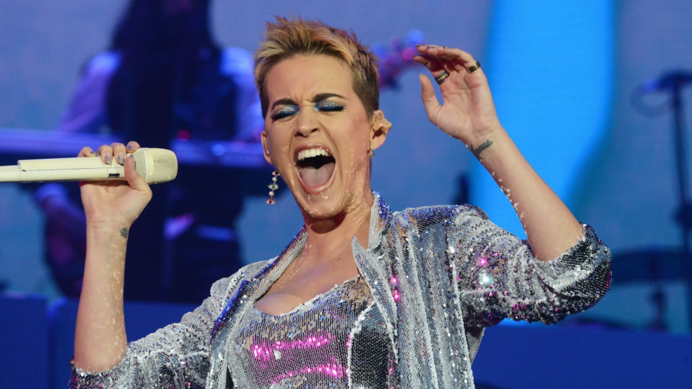 Katy Perry on Taylor Swift Beef: 'I'm Ready to Let It Go'