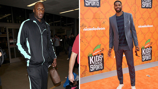 Lamar Odom Thrilled KhloeKardashian's BF TristanThompson Is Struggling InNBA Finals