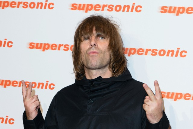 "Liam Gallagher – ""Wall of Glass"""