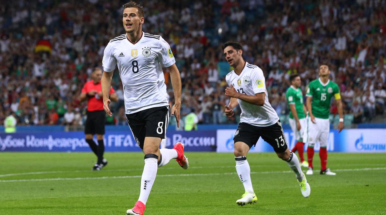 Mexico unprepared for early onslaught as Germany rolls on to Confederations Cup final
