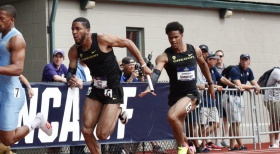 NCAA Track & Field Championships: Trio of Oregon school records highlight Day 1 action