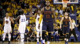 There May Be No Saving The 2017 NBA Playoffs