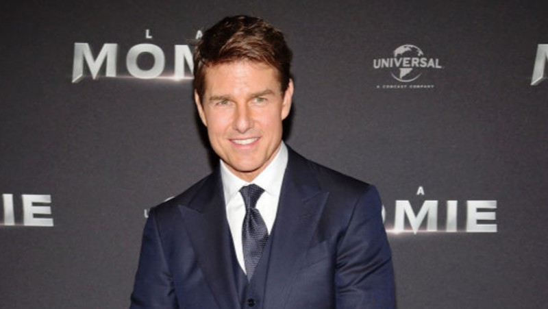 Tom Cruise reveals title of 'Top Gun' sequel
