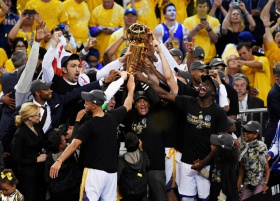 Warriors Look Like a Dynasty After Winning Another N.B.A. Championship