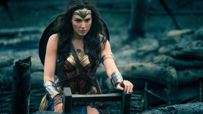 Why 'Wonder Woman' Is Catching on More Slowly Overseas