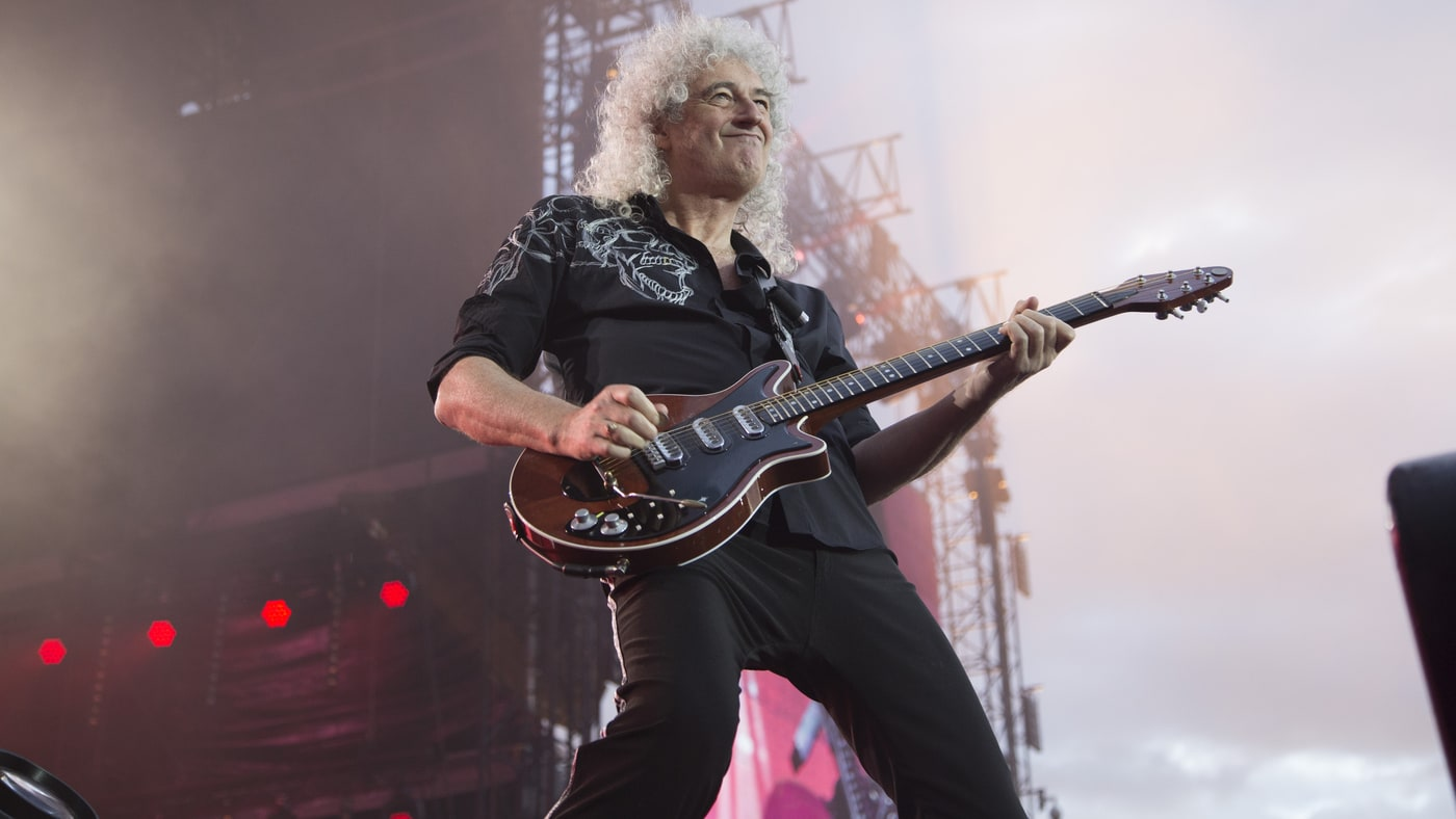 Brian May Talks Summer Tour, Queen Biopic, 'We Will Rock You' Legacy