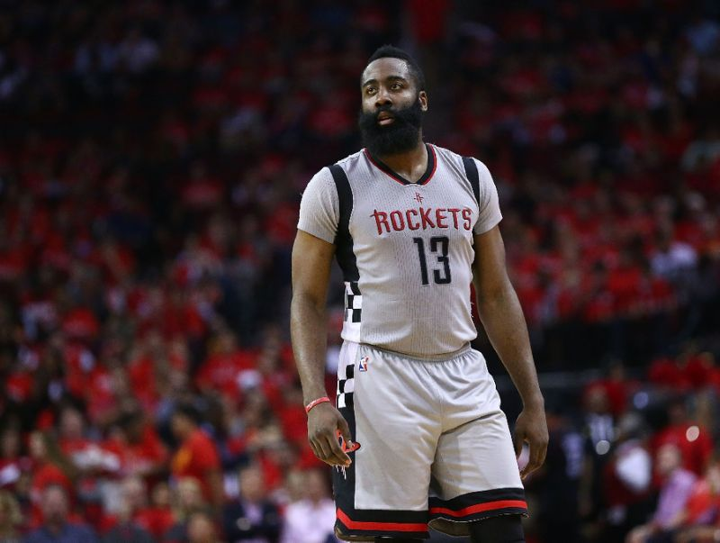 Harden plans to be in Houston 'forever'