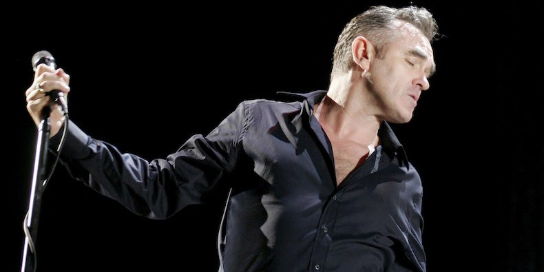 "Morrissey Says ""Insane"" Police Officer Accosted Him in ""Act of Terror"""