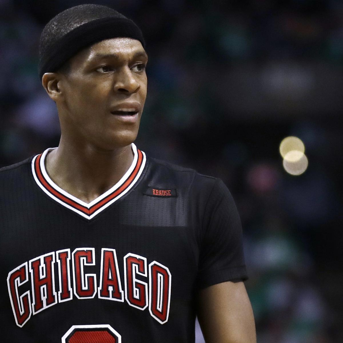 NBA Free Agents 2017: Rumors and Predictions for Rajon Rondo and More