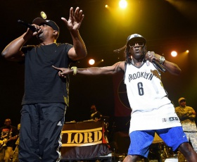 Public Enemy Release New Album Nothing is Quick in the Desert