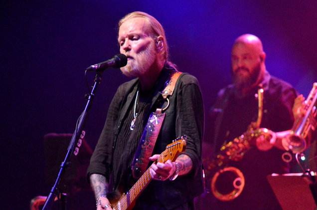 Rounder Records Announces Gregg Allman's Final Album Southern Blood, Releases First Song