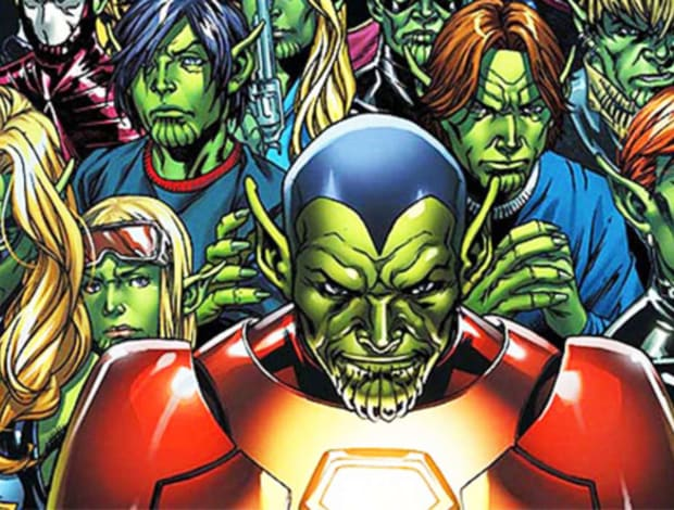 The Kree-Skrull War Is Coming To 'Captain Marvel' — Here's How It Could Set Up 'Avengers 4'