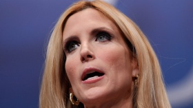 This is Ann Coulter's proof that she was secretly targeted by Delta for 'political' reasons