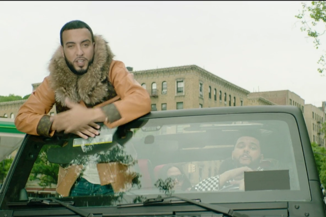 """Video: French Montana – """"A Lie"""" ft. the Weeknd and Max B"""