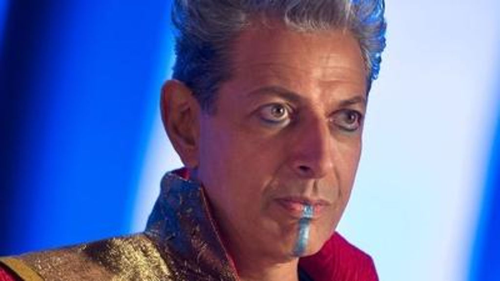 Watch Jeff Goldblum achieve peak Goldblum-talking-mode on the 'Thor: Ragnarok' Comic-Con panel