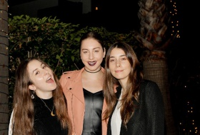"""""""You Never Knew"""" Is HAIM's Fleetwood Mac and Prince Cosplay at Its Finest"""