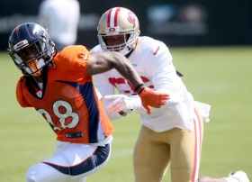 49ers training camp: Three things we learned Wednesday