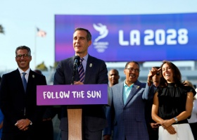 California Today: What Would a Very L.A. Olympics Look Like?
