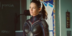 First Look At Evangeline Lilly's 'Ant-Man And The Wasp' Costume